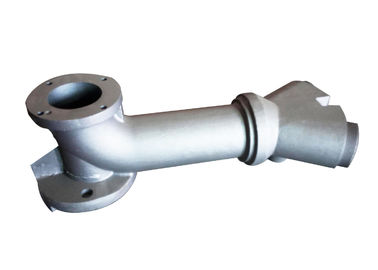 Gravity Aluminium Pressure Casting Cylinder Body Producing Defects For Industrial